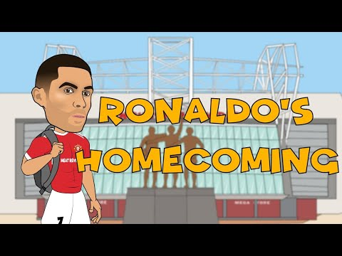 Download Ronaldo Returns To Manchester United 🤩😍🙌⚽⚽