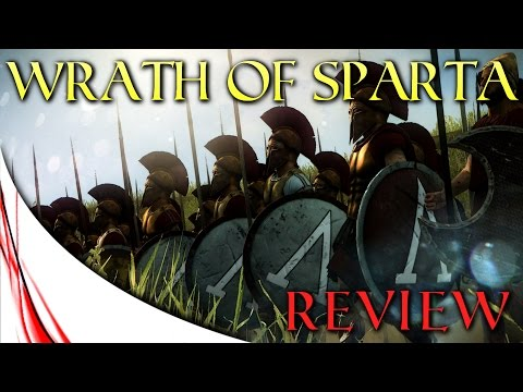 WRATH OF SPARTA - REVIEW