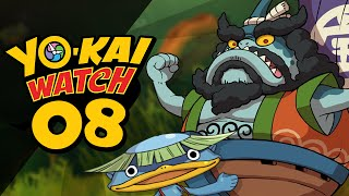 Yo-Kai Watch - Episode 8   The Ring in the Pond!