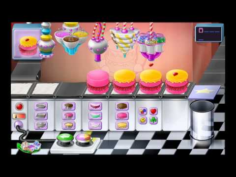 Let's Play Purble Place!  Magical Cake Tins!