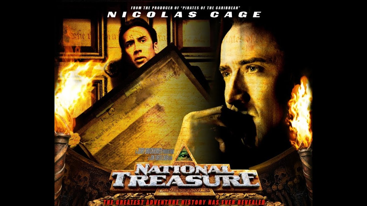Watch National Treasure: Book Of Secrets Full Movie Online ...