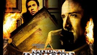 NATIONAL TREASURE 3? - AMC Movie News