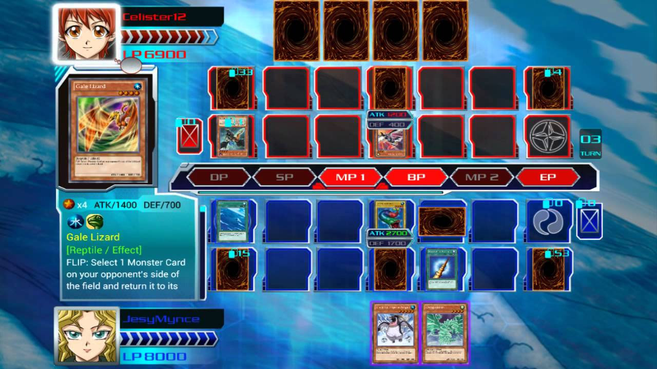 Yu-Gi-Oh! Duel Generation [Multiplayer] Part 1