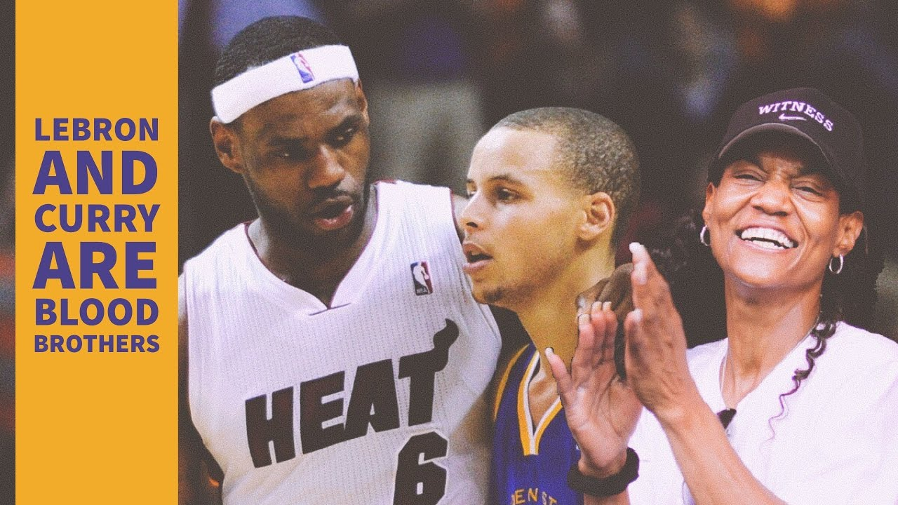 92578fdc05e0 Lebron James and Steph Curry are BLOOD BROTHERS! NBA EXPOSED!!!! - YouTube