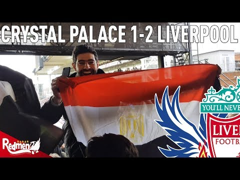 Crystal Palace v Liverpool 1-2 | Story of the Match