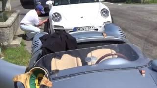 Porsche Club München Route des Grandes Alpes 2015 Teil 1/4