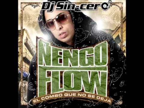 8. Siente El Panico - Ñengo Flow  (Dj Sin - cero Presenta Ñengo Flow) The Mix Tape.