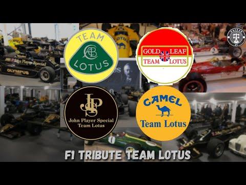 F1 Tribute Team Lotus
