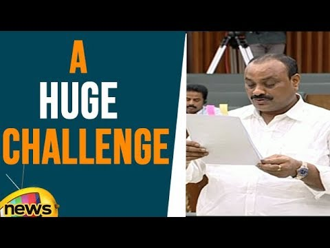 RTC revenue loss, a huge challenge | Atchannaidu in AP Assembly | Mango News