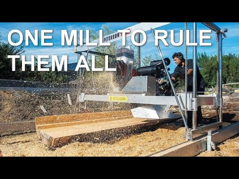 Portable Sawmills - High Quality Sawmills to Cut Logs into Lumber