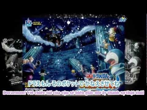 Yume Wo Kanaete Doraemon (vietsub)