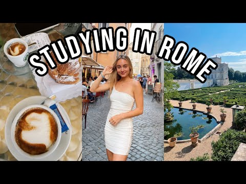 My Life as a Study Abroad Student in Rome Italy