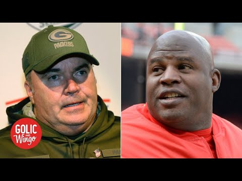 The names who could be in contention for NFL coaching job openings | Golic & Wingo