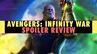 Avengers Infinity War|Spoiler Review
