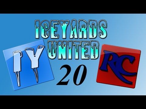 """Minecraft Iceyards United - Ep.20 """"Building the Stable"""""""