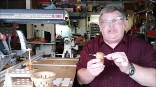 Wooden Gluing Syringe