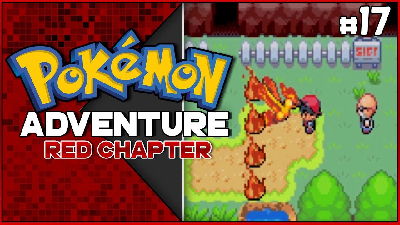 Pokemon adventure red walkthrough cinnabar island