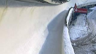 Skulkina hurt in Bobsled crash