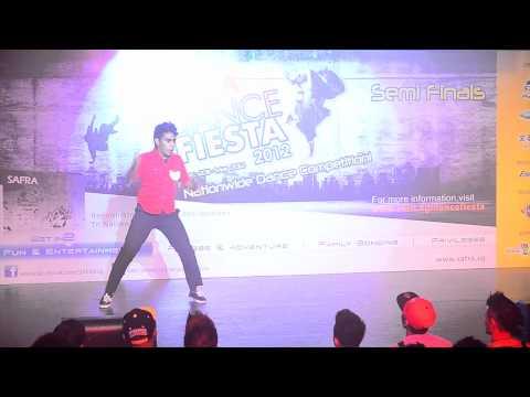 Dance Fiesta 2012 Semi Finals   Sulaiman