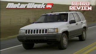 Retro Review: 1993 Jeep Grand Cherokee Laredo