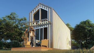 Lumion 8_CONTAINER HOUSE # 2