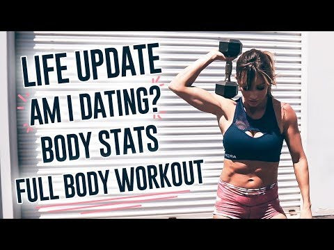 NEW RELATIONSHIP?! WEIGHT LOSS + HIIT WORKOUT