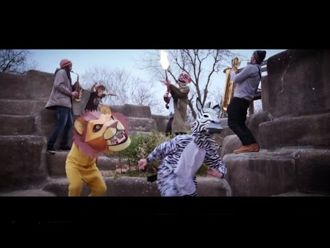 Nubiyan Twist - 'Headhunter' (Official Music Video HD)