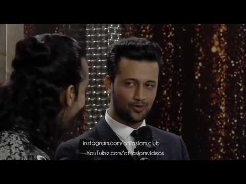 Atif Aslam Full Funny Interview With Gohar In 16th LSA 2017
