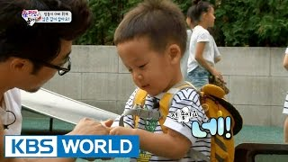 Twins' House - Let's live together uncle! (Ep.91   2015.08.23)