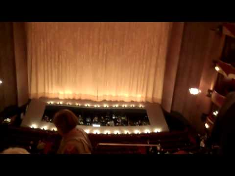Inside The Metropolitan Opera,Pre Show