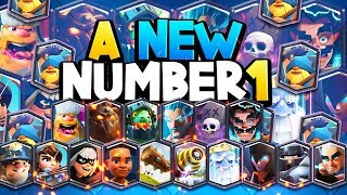 Ranking ALL 17 Legendary Cards | HUGE Changes In WTF 2019 Meta!