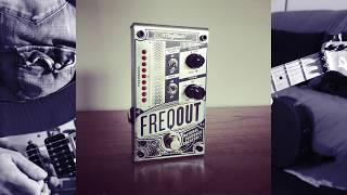 Digitech Freq out  by Lex Bo and Elite guitare