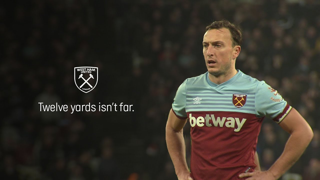 MARK NOBLE | TWELVE YARDS ISN'T FAR