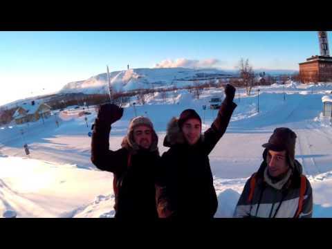 Kiruna (Suecia). Circulo Polar.