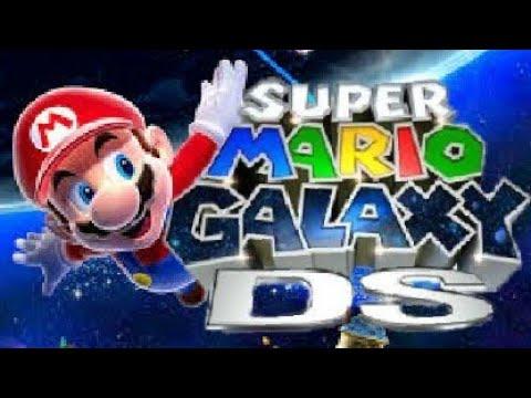Super Mario Galaxy DS Download