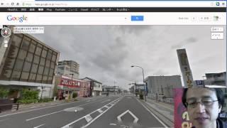 焼津駅前からエイシックまでの道案内をGoogleマップ(ストリートビュー...