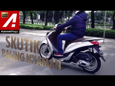 review piaggio medley 150 test rideautonetmagz - youtube
