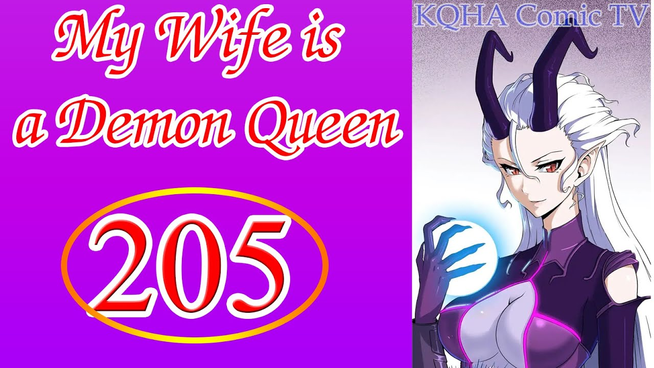 My wife is a Demon Queen 205 Engsub || KQHA Comic TV