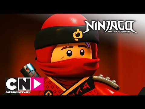 Ниндзяго | Нет гор выше | Cartoon Network