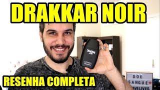 Resenha DRAKKAR NOIR - Perfume Importado Masculino
