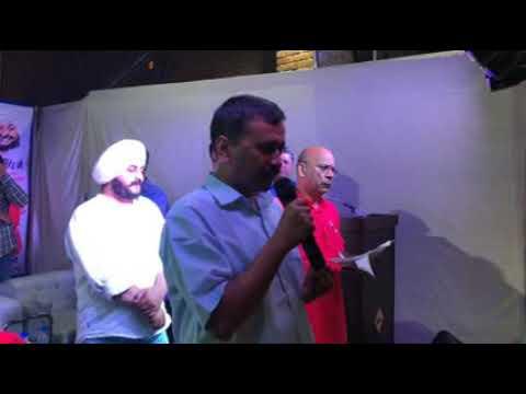 Delhi CM Arvind Kejriwal Full Speech At Tilak Nagar-