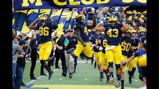 Michigan Football Hype//2019-2020
