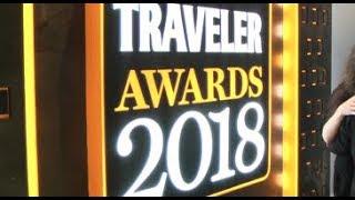Премия National Geographic Traveler Awards 2018