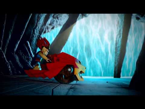 LEGO Legends of Chima Bloopers