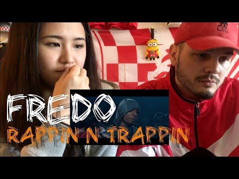 Fredo - Rappin & Trappin   REACTION to UK RAP GRM Daily
