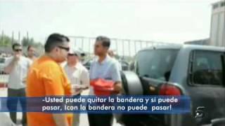 BOICOT MARROQUI EN LA FRONTERA DE CEUTA