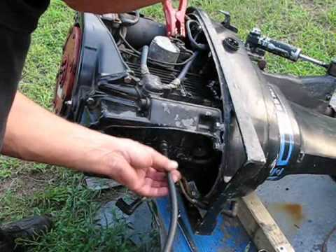 85 hp mercury outboard motor comp test video 2 youtube for 2 2 mercury outboard motor