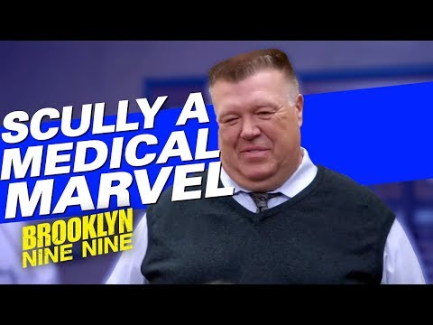 Scully A Medical Marvel | Brooklyn Nine-Nine