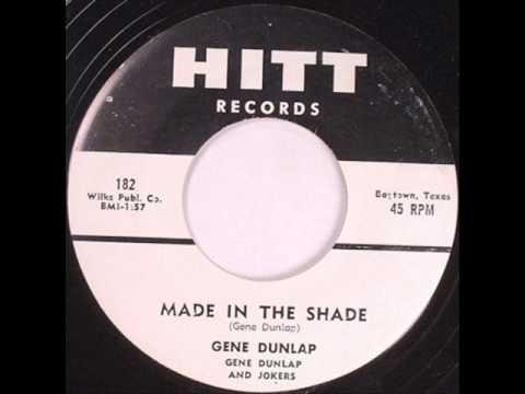 Gene Dunlap And Jokers  Made In The Shade  HITT 182