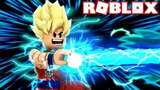 WORLD'S MOST POWERFUL ROBLOX CHARACTER! *ROBLOX DRAGON BALL Z FINAL STAND*